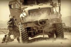 世界多国军车图片流出!你能认出几款?