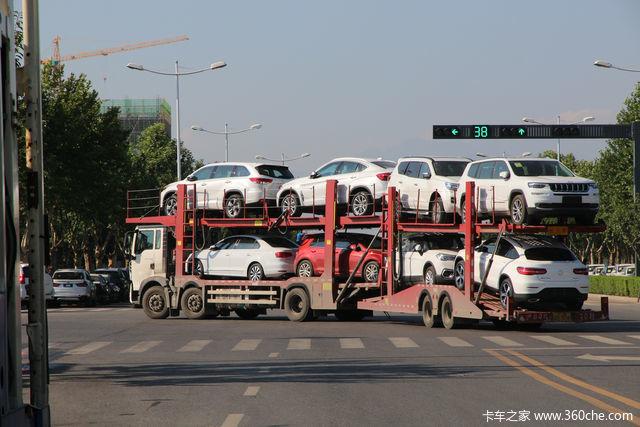 轿运车治理绝不是一阵风 卡友盼望政策能更合理