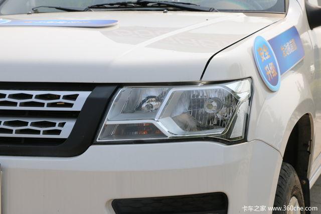 轿车的舒适,轻卡的承载力 长安神骐F30堪称最好的微卡替代者