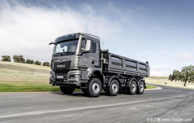 """一如既往的硬汉 510马力的TGS 8X4自卸车有多""""MAN""""?"""